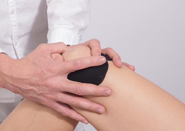 Les maladies du genou